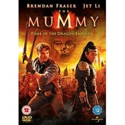 Mummy - Tomb Of The Dragon Emperor DVD