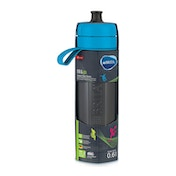 BRITA Fill & Go Active Water Bottle - Blue 0.6L