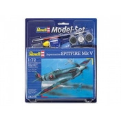 Spitfire Mk V 1:72 Revell Model Set