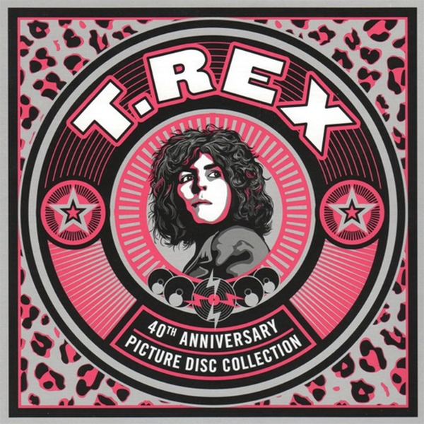 T.Rex - 40th Anniversary Picture Disc Collection Vinyl
