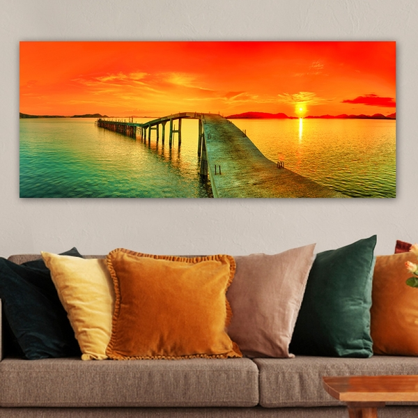 YTY105983024_50120 Multicolor Decorative Canvas Painting