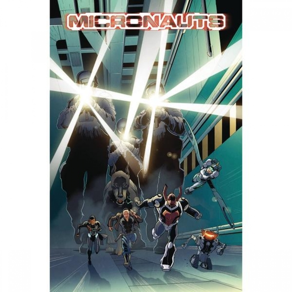 Micronauts Volume 2: Earthbound