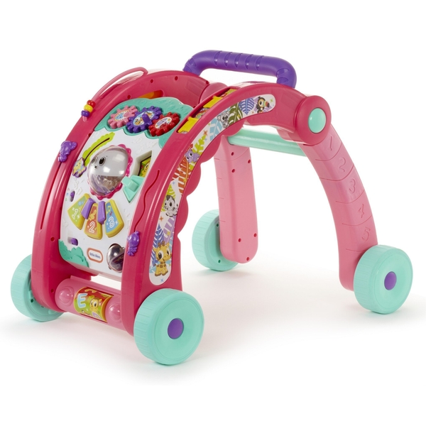 Little Tikes - 3 In 1 Activity Walker (Pink)