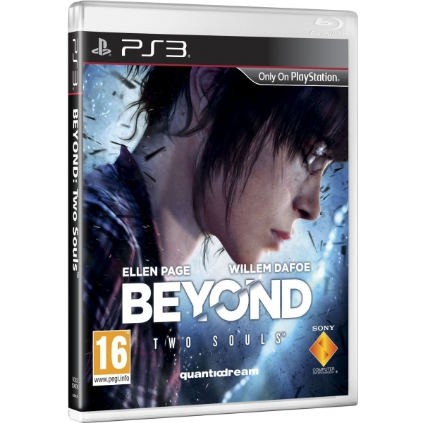 Beyond Two Souls Game PS3