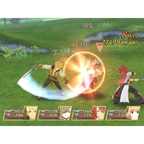 Tales of the Abyss Game 3DS - Image 2
