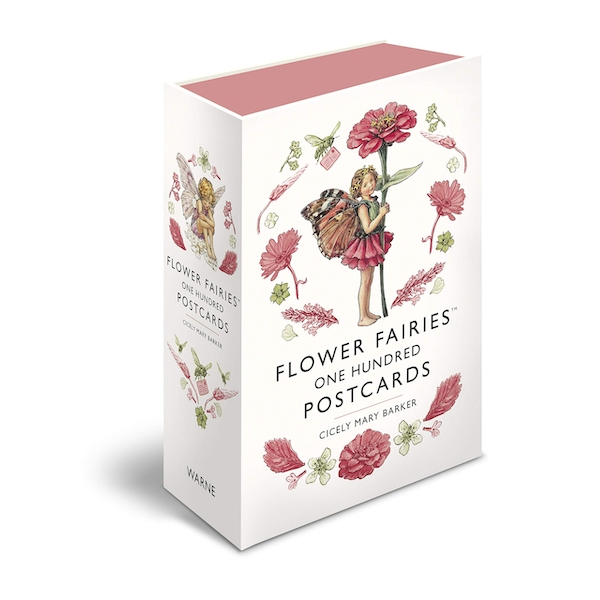 Flower Fairies One Hundred Postcards by Cicely Mary Barker (Paperback, 2012)