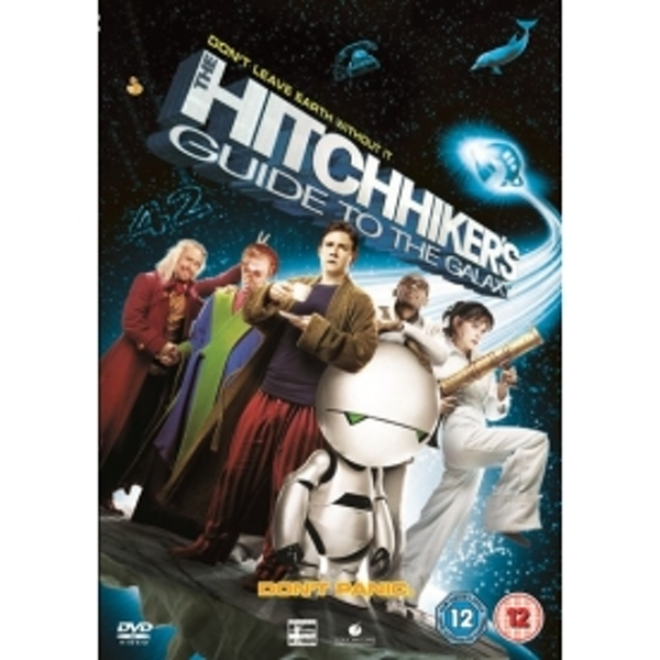 Hitchhikers Guide To The Galaxy DVD