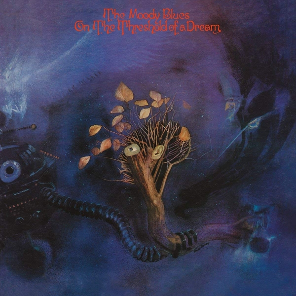 Moody Blues - On The Threshold Of A Dream Vinyl