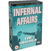 Infernal Affairs - The Trilogy DVD