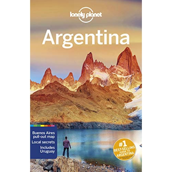 Lonely Planet Argentina  Paperback / softback 2018