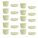 Plastic Plant Pots - Set of 10 | Pukkr Medium - Image 3
