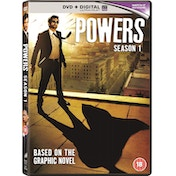 Powers Season 1 DVD