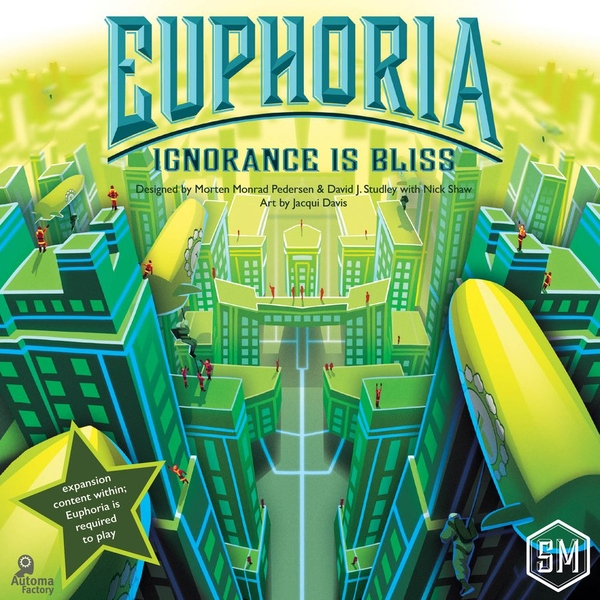 Euphoria: Ignorance is Bliss Expansion