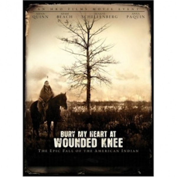 Bury My Heart At Wounded Knee DVD