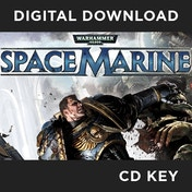 Warhammer 40000 Space Marine PC CD Key Download for Steam