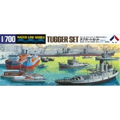 Tugger Set 1:700 Model Kit