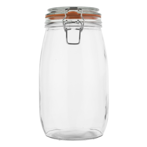 Tala Classic Airtight Lever Arm Storage Jar 1500ml /3 1/4Lb