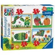 The Hungry Caterpillar My First Jigsaw Puzzles