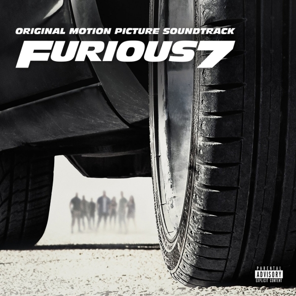 Furious 7 - Original Soundtrack CD
