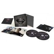 Man Of Steel Original Motion Picture Soundtrack Limited Deluxe Edition CD
