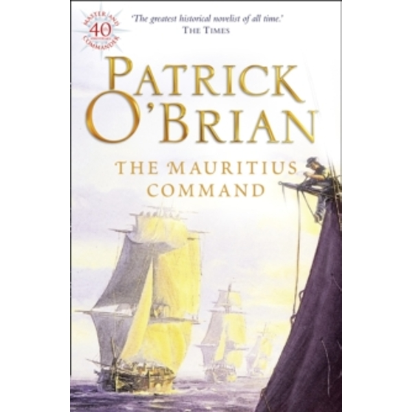 The Mauritius Command by Patrick O'Brian (Paperback, 1996)
