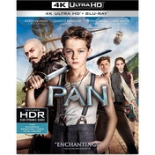 Pan 4k Ultra HD + Blu-ray