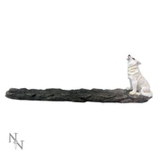 Wolf Call Incense Holder