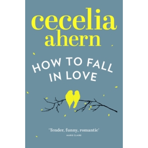 How to Fall in Love by Cecelia Ahern (Paperback, 2014)