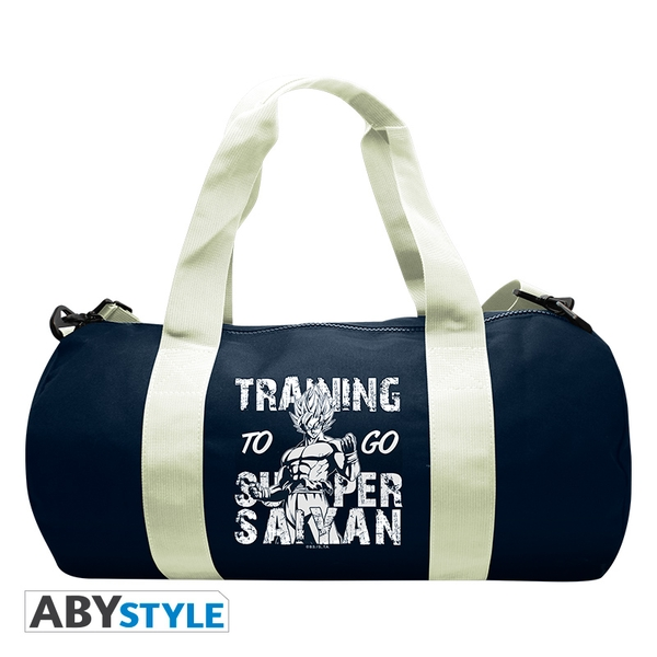 Dragon Ball - Training To Go Super Saiyan Backpack