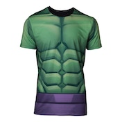 Incredible Hulk - Sublimation Men's Medium T-Shirt - Green