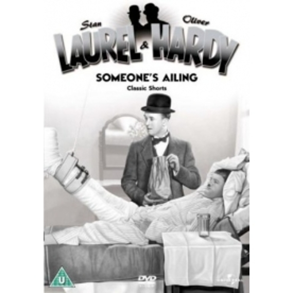 Laurel And Hardy - No. 2 - Someone's Ailing Classic Shorts DVD