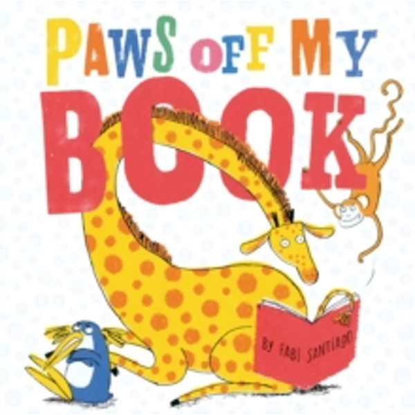 Paws Off My Book
