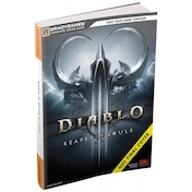 Diablo III 3 Reaper of Souls Signature Series Strategy Guide