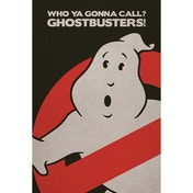 Ghostbusters Logo Maxi Poster