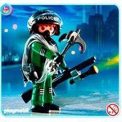 Playmobil - SWAT Officer