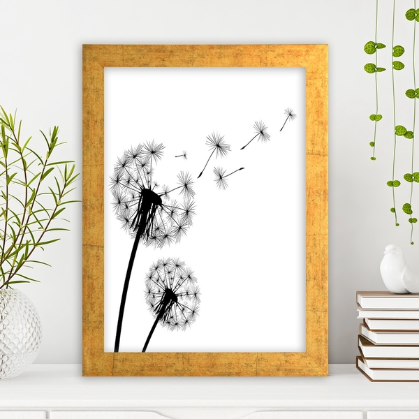 AC358944806 Multicolor Decorative Framed MDF Painting