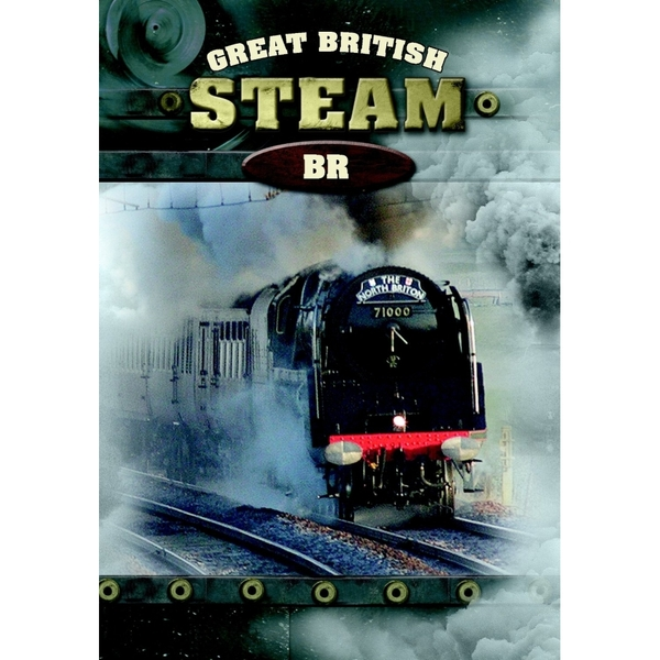 Great British Steam - BR DVD