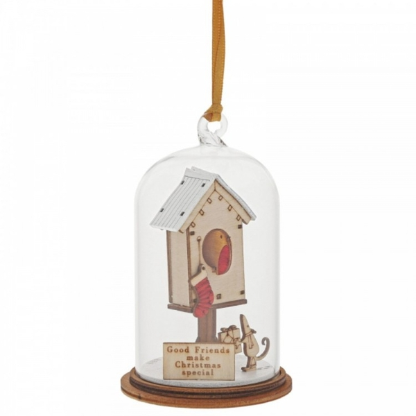 Special Friends Hanging Ornament
