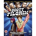 Scott Pilgrim Vs The World Blu-ray