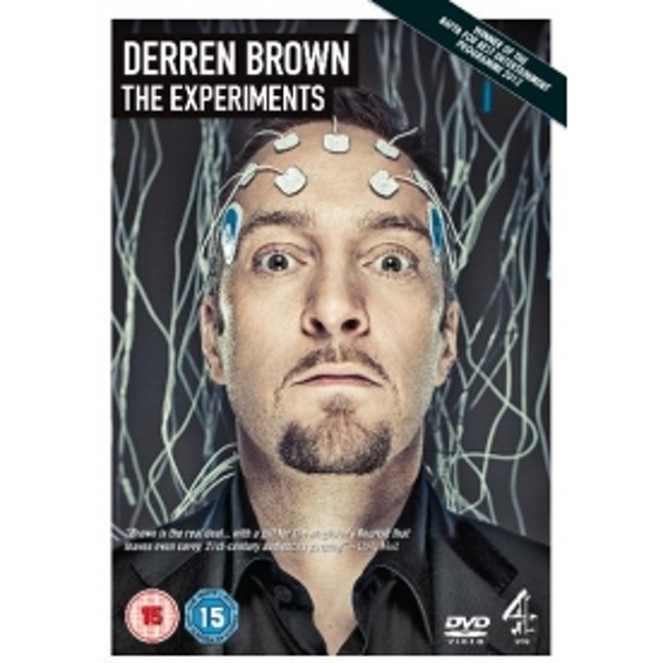 Derren Brown The Experiments DVD