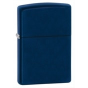 Zippo Regular Navy Blue Matte Windproof Lighter