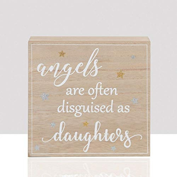 Thoughts of You Mantel Plaque - Angels Are Often