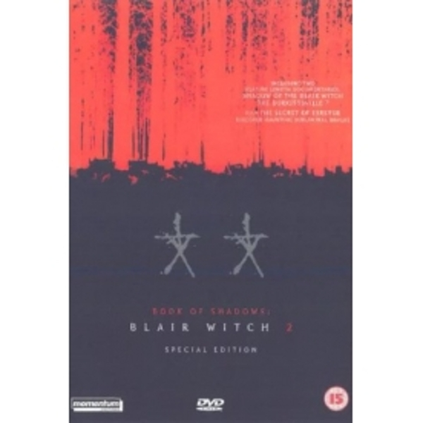 Book of Shadows Blair Witch 2 Special Edition DVD