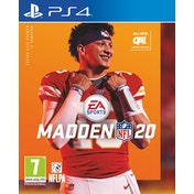 Madden NFL 20 PS4 Game