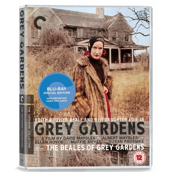 Grey Gardens [Criterion Collection] [Blu-ray]