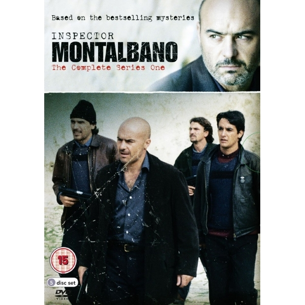 Inspector Montalbano: The Complete Series One DVD
