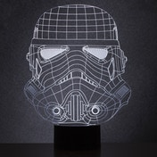Thumbs Up! Original Stormtrooper Wireframe Light