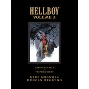 Hellboy Library Edition Volume 5