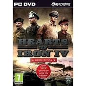 Hearts of Iron IV Hero Edition PC Game