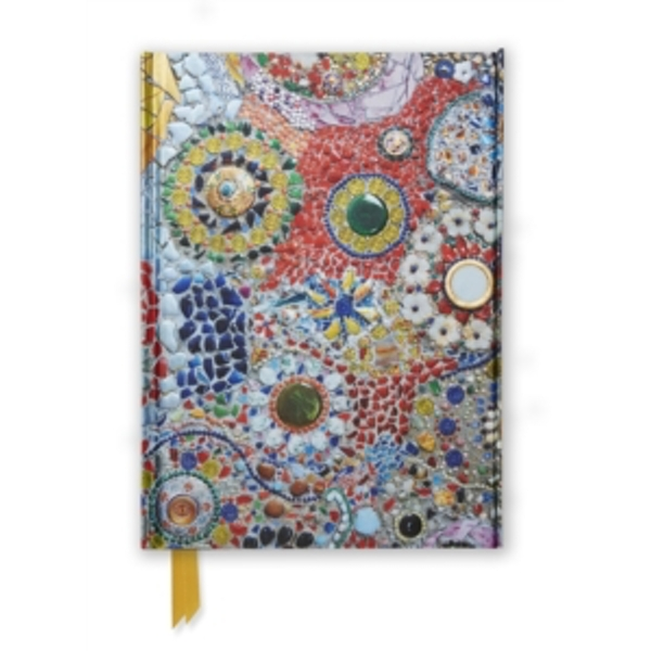 Gaudi (inspired by): Mosaic (Foiled Journal)